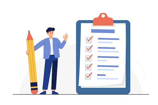 6 Schritte SEO Anleitung – kurz & knapp zusammengefasst